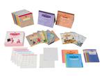 Pennenstreken - versie 1 (1997) : Pennenstreken - leesschrijfboekjes